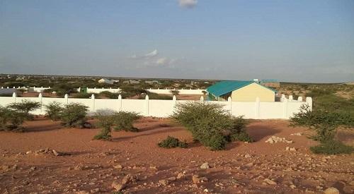 construction of Bahdo high school-Galgaduud region-Adado District
